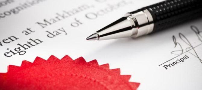 Легализация документов. В чем особенности легализации документов?
